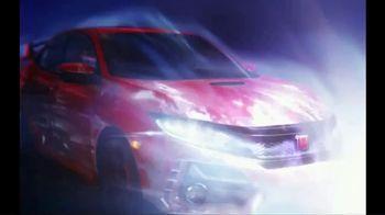 Honda Civic Type R TV Spot, 'Comet' [T1] - 2280 commercial airings