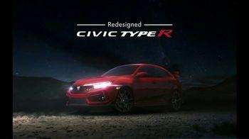 Honda Civic Type R TV Spot, 'Comet' [T1] - Thumbnail 10