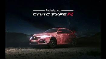 Honda Civic Type R TV Spot, 'Comet' [T1] - Thumbnail 9
