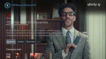 XFINITY X1 TV Spot, 'Telemundo: 100 Días Para Enamorarnos' con Erik Elías [Spanish] - Thumbnail 3