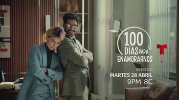 XFINITY X1 TV Spot, 'Telemundo: 100 Días Para Enamorarnos' con Erik Elías [Spanish] - Thumbnail 5