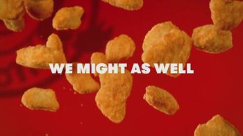 Wendy's Chicken Nuggets TV Spot, 'Hug for a Nug: Free Four Piece' - Thumbnail 7