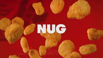 Wendy's Chicken Nuggets TV Spot, 'Hug for a Nug: Free Four Piece' - Thumbnail 8