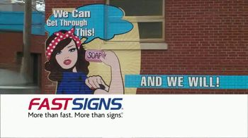 Fast Signs TV Spot, 'Essential Business' - Thumbnail 8