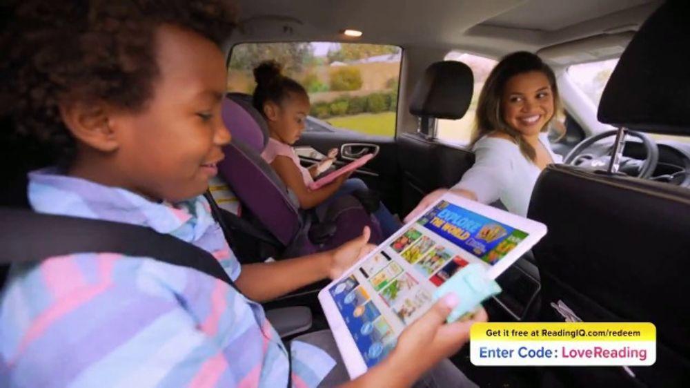 ReadingIQ TV Commercial, 'Free During School Closures'