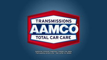 AAMCO Transmissions TV Spot, 'Get It Checked for Free: Car Making Noises and Check Engine Light' - Thumbnail 4