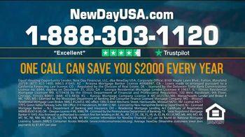NewDay USA VA Streamline Refi TV Spot, 'Interest Rates Record Lows' - Thumbnail 7