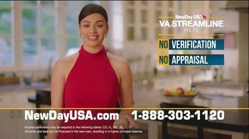 NewDay USA VA Streamline Refi TV Spot, 'Interest Rates Record Lows' - Thumbnail 5