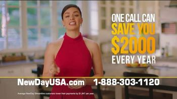 NewDay USA VA Streamline Refi TV Spot, 'Interest Rates Record Lows' - Thumbnail 6
