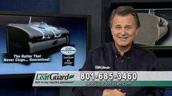 LeafGuard of Utah $99 Install Sale TV Spot, 'No Matter the Weather'