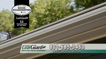 LeafGuard of Utah $99 Install Sale TV Spot, 'No Matter the Weather' - Thumbnail 3