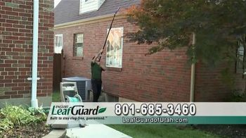 LeafGuard of Utah $99 Install Sale TV Spot, 'No Matter the Weather' - Thumbnail 8