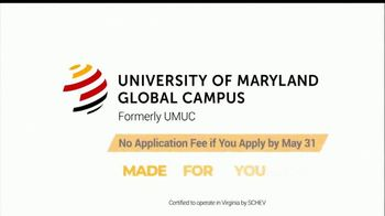 University of Maryland University College TV Spot, 'Your Favorite Things: 70 Years: No Application Fee' - Thumbnail 10