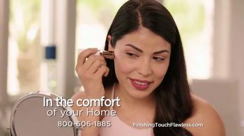 Finishing Touch Flawless TV Spot, 'Can't Get to the Salon?' - Thumbnail 4