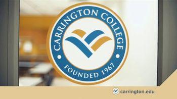 Carrington College TV Spot, 'Train to be a Health Care Hero' - Thumbnail 4