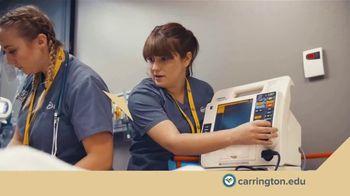 Carrington College TV Spot, 'Train to be a Health Care Hero' - Thumbnail 5