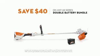 STIHL TV Spot, 'Double Battery Bundle: Made by STIHL' - Thumbnail 7