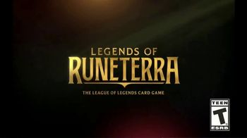 Legends of Runeterra TV Spot, 'Rely on Skill' Song by League of Legends - Thumbnail 1