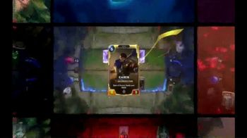 Legends of Runeterra TV Spot, 'Rely on Skill' Song by League of Legends - Thumbnail 9