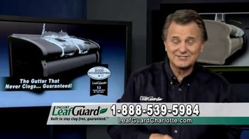 LeafGuard of Charlotte $99 Install Sale TV Spot, 'Mother Nature Never Takes a Day Off' - Thumbnail 1