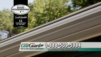 LeafGuard of Charlotte $99 Install Sale TV Spot, 'Mother Nature Never Takes a Day Off' - Thumbnail 3