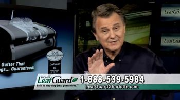 LeafGuard of Charlotte $99 Install Sale TV Spot, 'Mother Nature Never Takes a Day Off' - Thumbnail 4