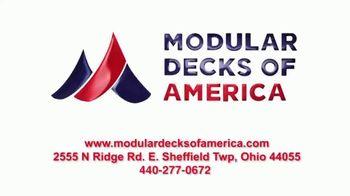 Modular Decks of America TV Spot, 'Kids Driving You Crazy' - Thumbnail 8