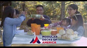 Modular Decks of America TV Spot, 'Kids Driving You Crazy' - Thumbnail 5