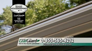 LeafGuard of Pittsburgh $99 Install Sale TV Spot, 'Mother Nature Never Takes a Day Off' - Thumbnail 2