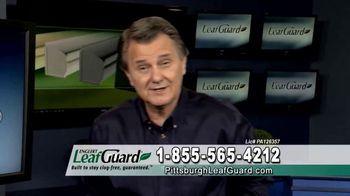 LeafGuard of Pittsburgh $99 Install Sale TV Spot, 'Mother Nature Never Takes a Day Off' - Thumbnail 3