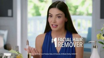 Finishing Touch Flawless Brows TV Spot, 'Sweep Away Unwanted Hair: $19.99'