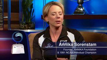 Annika Award TV Spot, 'Alison Lee' Featuring Annika Sorenstam - Thumbnail 9