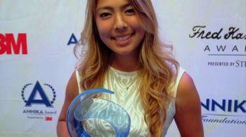 Annika Award TV Spot, 'Alison Lee' Featuring Annika Sorenstam - Thumbnail 4