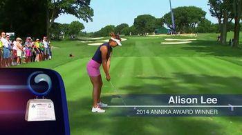 Annika Award TV Spot, 'Alison Lee' Featuring Annika Sorenstam - Thumbnail 6