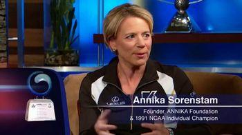Annika Award TV Spot, 'Alison Lee' Featuring Annika Sorenstam - Thumbnail 8