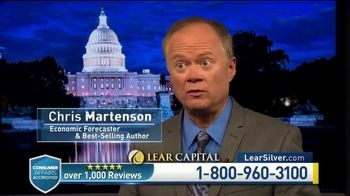 Lear Capital Silver TV Spot, 'Best Performer: Free Report and Up to $2,000 in Free Silver' - 33 commercial airings