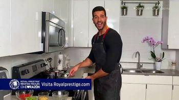 Royal Prestige TV Spot, 'El Chef Yisus cocina unos deliciosos taquitos' [Spanish] - Thumbnail 6
