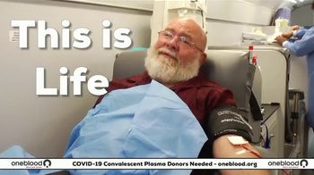 One Blood TV Spot, 'Survivors Donate' - Thumbnail 5
