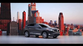 2020 Acura RDX TV Spot, 'Designed for Where You Drive: Chi-Town' [T2]