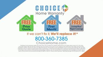 Choice Home Warranty TV Spot, 'Gloves Up' Featuring George Foreman - Thumbnail 10