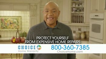 Choice Home Warranty TV Spot, 'Gloves Up' Featuring George Foreman - Thumbnail 3