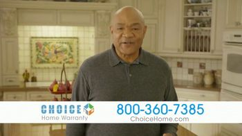 Choice Home Warranty TV Spot, 'Gloves Up' Featuring George Foreman - Thumbnail 4
