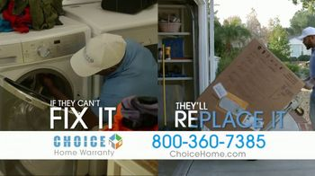 Choice Home Warranty TV Spot, 'Gloves Up' Featuring George Foreman - Thumbnail 5