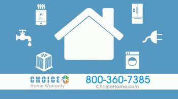 Choice Home Warranty TV Spot, 'Gloves Up' Featuring George Foreman - Thumbnail 7