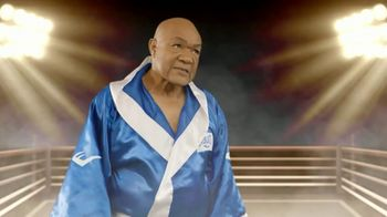 Choice Home Warranty TV Spot, 'Gloves Up' Featuring George Foreman - 1 commercial airings