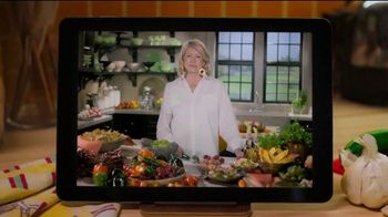 Postmates TV Spot, 'Spicy Mexican Salsa: Free Delivery' Featuring Martha Stewart - Thumbnail 1
