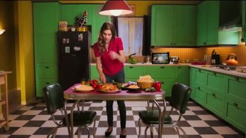 Postmates TV Spot, 'Spicy Mexican Salsa: Free Delivery' Featuring Martha Stewart - Thumbnail 3