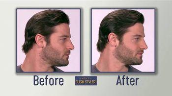 Men's Clean Styler TV Spot, 'Vacuums Away' - Thumbnail 6