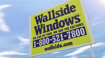 Wallside Windows TV Spot, '76 Years' - Thumbnail 8