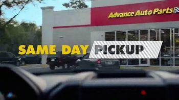 Advance Auto Parts TV Spot, 'Get the Part' - Thumbnail 4
